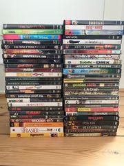 DVD Sammlung 51 DVDs