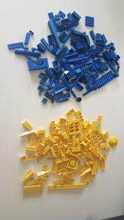 LEGO - STEINE BLAU gelb