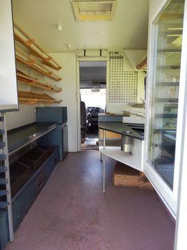 Verkaufwagen Bäckereifahrzeug Borco-Höhns-Aufbau: Kleinanzeigen aus Fürsteneck - Rubrik Sonstige Nutzfahrzeuge