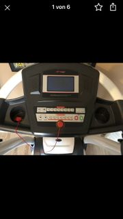 SmoothFitness Laufband 5 35e