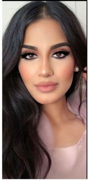 Tages bzw Abend Make-up