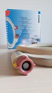 Neu - Waschmaschinen Schlauch mit Aqua
