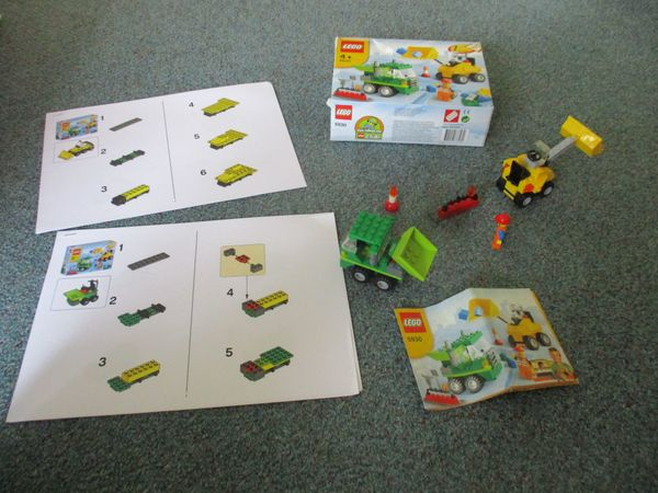 Lego Set City 5930 u