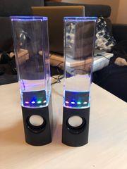 Colour Splash USB Lautsprecher