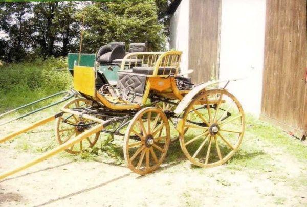 Wagonette u.Linzerwagen zu Verkaufen