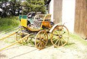 Wagonette u Linzerwagen zu Verkaufen