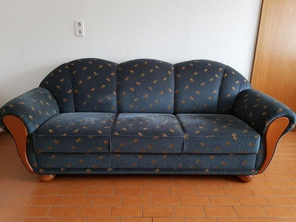 Sehr exklusives Sofa 3-Sitzer Couch