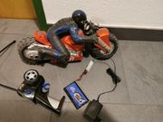 Tyco RC Monster Motorrad
