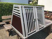 Schmidt Hundebox Hundetransportbox Einzelbox Doppelbox