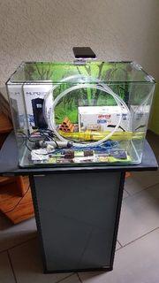 Nano Aquarium 35L Komplett Set