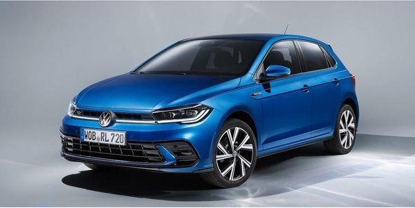 Volkswagen Polo Basis 2 1