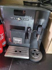 Kaffee Vollautomat von Siemens wegen