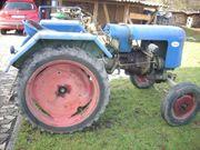 Traktor Hatz TL 12 komplett