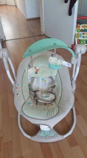 babyschaukel elektrisch ingenuity