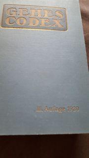 Altes Buch von 1920