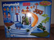 Playmobil 4858 großes Schwimmbad Freibad