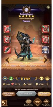 AFK Arena Mobile Game Android