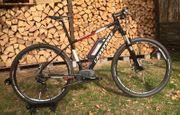 Cannondale Tramount custom mtb e-bike