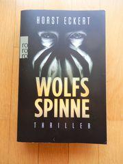 Horst Eckert - Wolfsspinne Polit-Thriller