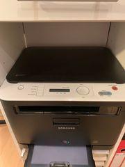 SAMSUNG CLX-3185 Farblaserdrucker MFP