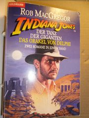 Indiana Jones 2 Romane in