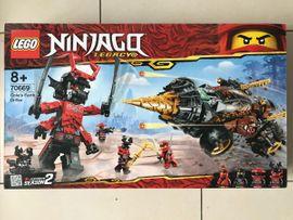 LEGO NINJAGO SETS: Kleinanzeigen aus München Schwanthalerhöhe-Laim - Rubrik Spielzeug: Lego, Playmobil
