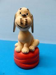 Wum - Hund - Aktion Sorgenkind - seltener Bleistiftanspitzer