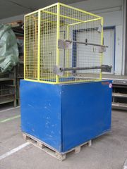 Gebhardt Palettenmagazin Palettenspender Typ 6001550 -