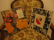 Ein Kurkonzert mit Wilhelm Furtwängler-Vinyl-LP-Wiener
