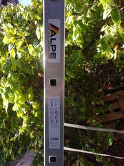 Aluminium Leiter 3 x 11