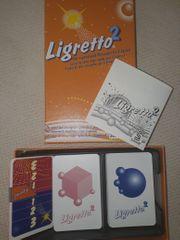 Spiel Ligretto² top Zustand als