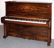 Klavier Steinway Sons V-125 Nußbaum