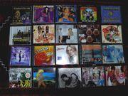 20 CD DVD Musik bunt