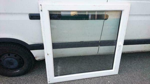 Kunststoff Fenster 134x134 zu verkaufen