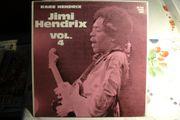 JIMI HENDRIX LP Vinyl Vol