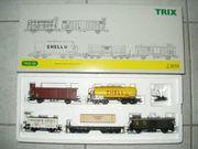 TRIX HO 2 neue Güterwagensets