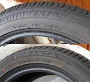 4 Pkw-Sommer-Reifen Bridgestone Turanza ER