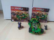 Lego Ninjago Lloyds Nachtflitzer 70641
