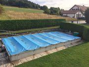 Schwimmbadabdeckplane