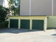 Einzelgarage auf Garagenhof sehr sicher