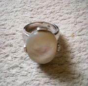 Echter Silber Ring