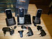 Gigaset SX810A ISDN AB 3Mobiltelefone