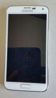Samsung Galaxy S5 weiss gebraucht
