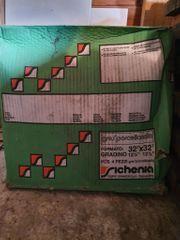6 Treppenfliesen Sicchenia Assisi 32cm