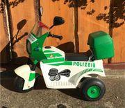 Polizei Dreirad elektrisch