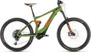 Downhill e-bike Cube Stereo Hybrid