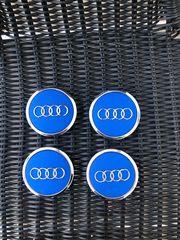 4 x Audi Original Nabendeckel
