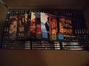 DVD-Spielfilme -Thriller Komödien Krimis Dramen usw
