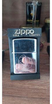 zippo silber XIII
