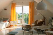 Helles DG-Appartement mit Ostbalkon für